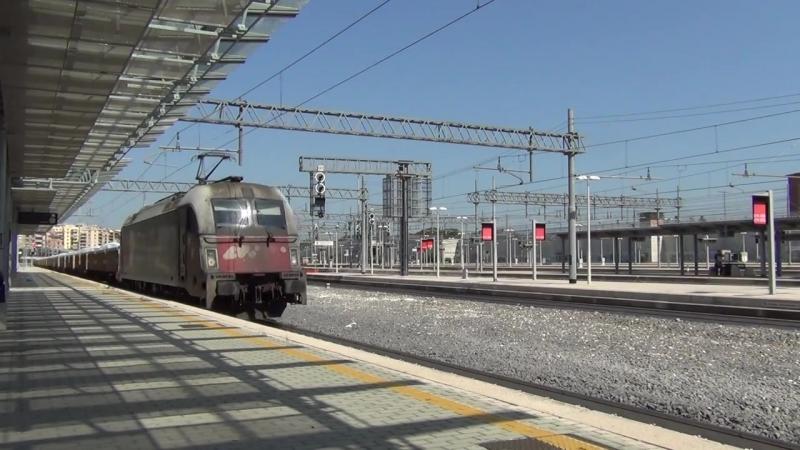 E190 322 CFI sul MRS 56363 Terni Civitavecchia in transito a Roma Tiburtina смотреть онлайн без регистрации