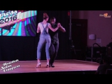 Kizomba Tony Pirata Sophie Fox _ Houston Salsa Congress 2016