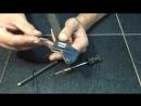 Хочешь рисовать на металле простой электро карандаш (electric pen) !