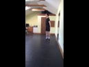 Sean Mortalo - Treble Jig part Ирландские танцы