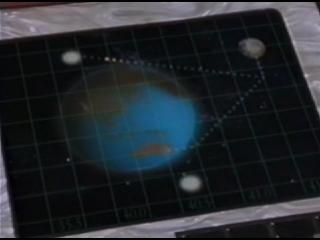 Девочка из завтра 2 : Конец будущего (1993 г.) - 11 серия
