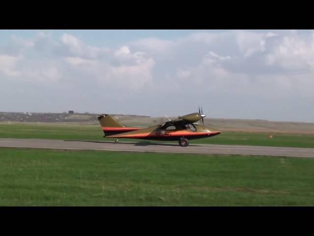 Самолет С-72. Малая авиация