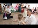 Танец пап и дочерей. Выпускной