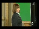 Репортаж о съемках клипа Один на свете 2006г