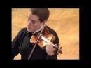 J. S. Bach: Partita for solo violin in E Major, 1st mov.: Preludio (Kristóf Baráti)