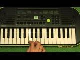 Как научиться играть на пианино песню