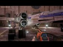 Unreal 4 Mos Eisley Fan Art part 4 - Docking Bay 87 the X-Wings