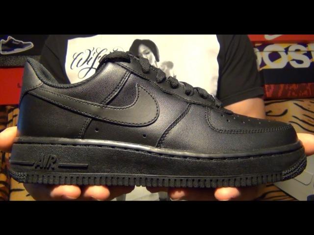 Видеообзор Nike Wmns Air Force 1 '07