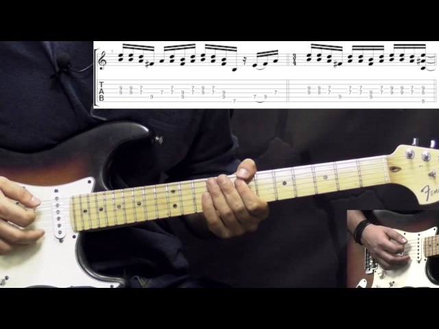 Band Of Gypsys Return (Jimi Hendrix) - Power Of Soul Part1 - Blues Guitar Lesson (w/Tabs)