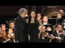 Anna Netrebko and Placido Domingo duet from Merry Widow
