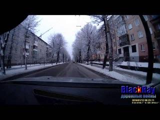 (18+)Новая подборка аварий и ДТП февраль 2016 №57