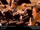Sean J.Kennedy Kaku, kapula Fear in Neutral Buoyancy,Carnegie Hall (New York City, NY), during the YPHIL-International Youth Philharmonic Orchestra-International Youth Philharmonic Orchestra