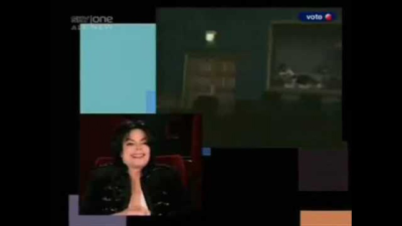 Michael Jackson - Funny Moments, Part 5