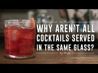 Why Aren't All Cocktails Served in the Same Glass? | Idea Channel | PBS Digital Studios