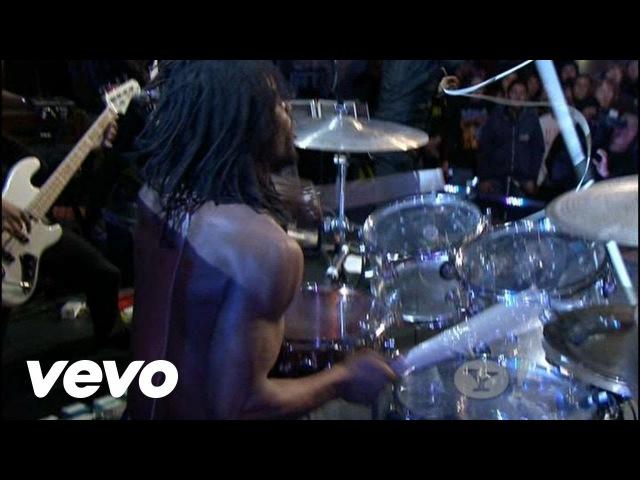 The Mars Volta Tetragrammaton Yahoo Live Sets