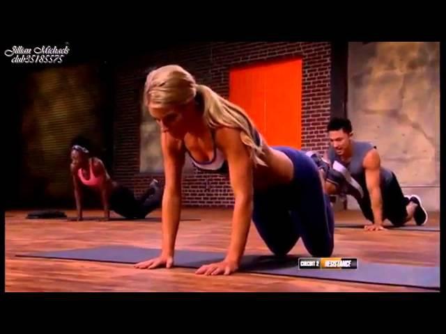 Jillian Michaels BODYSHRED Workout 7 ZENITH Аглийская озвучка 2015 год