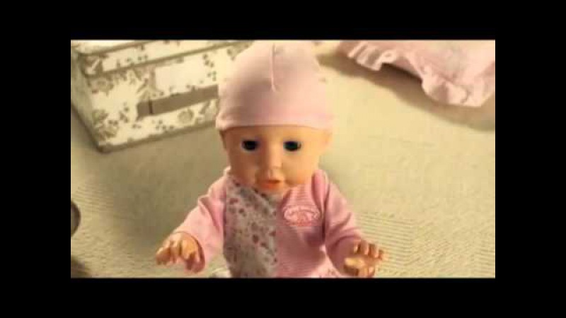 Кукла Baby Annabell / Беби Анабель Учимся ходить