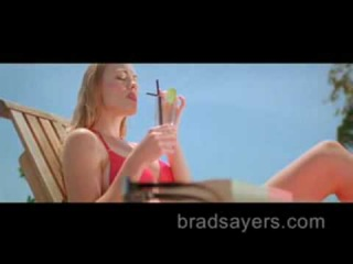Yvonne Strahovski in Australian Tomato Sauce/Juice Commercial