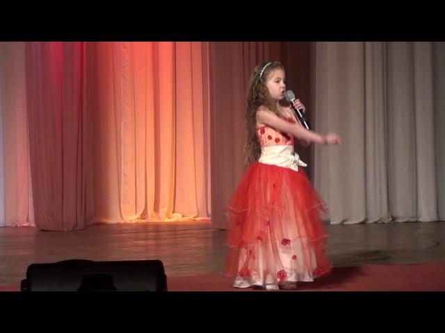 Бем-ба ла бем-ба (Зелене слоненя) - Олеся Степанова (Голос мрій-2015)