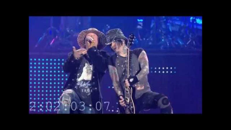Guns N' Roses - Don't Cry (Live at London 2012) (Pro Shot HD)