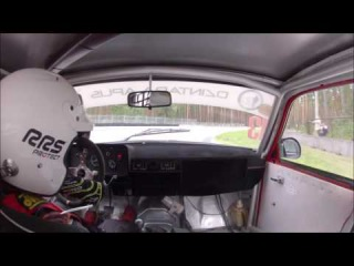 #13 Normunds Dobums dzintaraaplis 929motors bksb 310716 1 brauciens crash