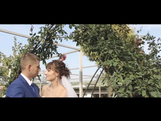 Wedding klip Anton & Tatyana. Video Highlights