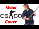 Counter-Strike: Guitar Offensive main menu music theme (Metal Cover!). OST
