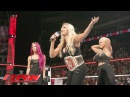Sasha Banks attempts to put Charlotte in her place Raw, July 4, 2016