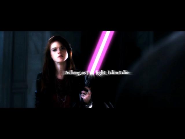 SACRIFICE Luke Skywalker Mara Jade