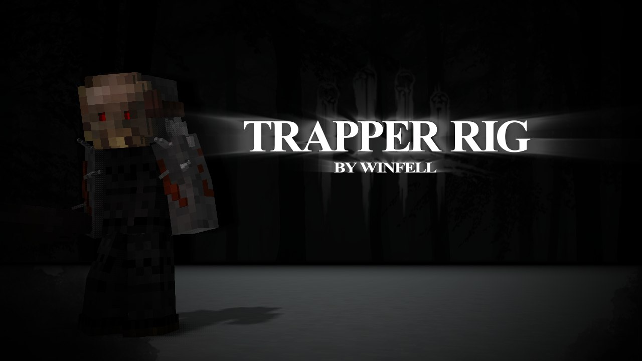 Trapper From Dead By Daylight Rig Rigs Mine Imator Forums
