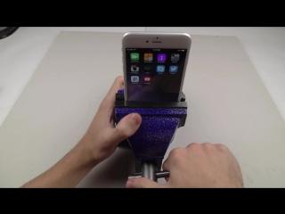 Экспериментатор. iPhone 6 Plus Extreme Test