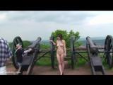 Jeamie Nude in Public 2