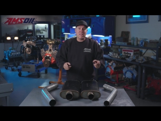 Engine masters episode 9 the power of 2.5- vs. 3-inch exhaust [bmirussian]