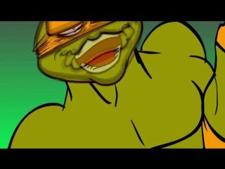 Sborka #85 - Нинзя бунтари мутанты