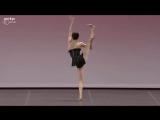 Лаура Фернандес, соло из балета