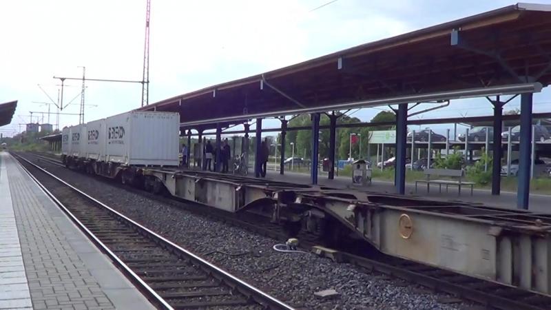 Eurosprinter Br 189 453-4 WLE 82 mit Ems-Isar Express