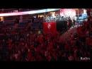ХК Спартак - ХК Динамо Рига (27.08.16) Песня Максим Знаешь ли ты