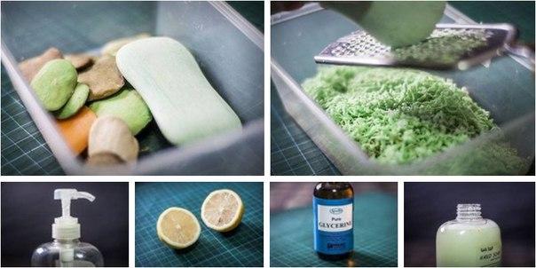 Как в домашних условиях приготовить мыло из обмылков