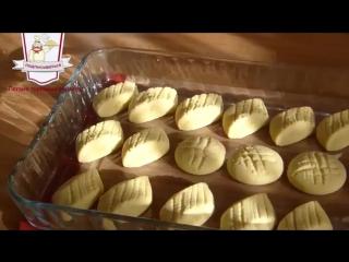 Сладкое турецкое печенье _ рецепт печенья