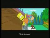 Симпсоны в кино/The Simpsons Movie (2007) Французский трейлер
