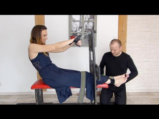 FrenchTickling - Tickle Torture With Lenora is so Fun