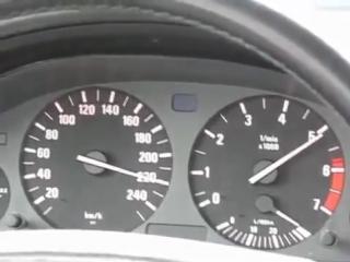 Разгон BMW 525 e39. 0-100 Бмв Е39 525