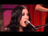 Vanessa Carlton - Nolita Fairytale (Tonight Show With Jay Leno - HD 1080p)
