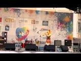 Выступление Оксана Почепа Акула в Йошкар Ола 18 августа 2015г