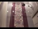 Ремонт под ключ в СПб.Ремонт в ванной комнате и туалете в новостройке. Пальмира Д...