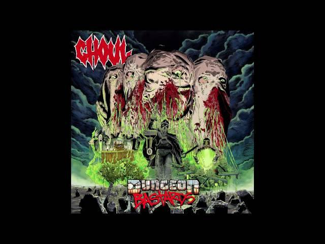 Ghoul - Dungeon Bastards FULL ALBUM HD (2016 - Thrash Metal / Death Metal / Grindcore)