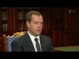 Программы по импортозамещению Дмитрий Медведев обсудил с гендиректором Агентства стратегических инициатив Андреем Никитиным