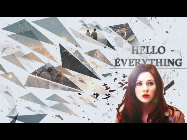 Amy Pond | Hello Everything
