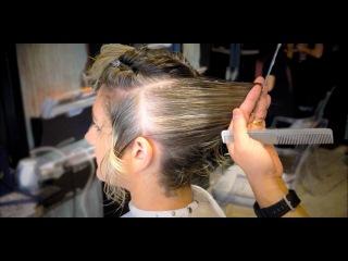 Kenneth Siu's Haircut - Curly Hair Cut