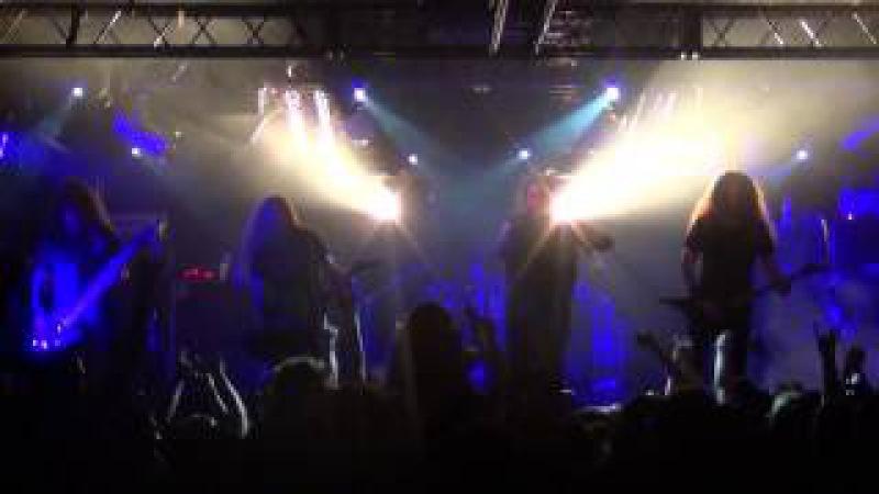 Exodus - Live in Zal Ozhidaniya 08.06.2015